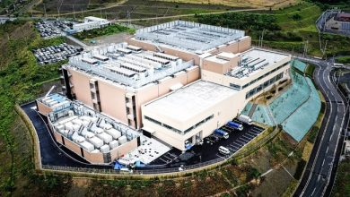 Photo of New Japan data centre for Digital Centre founding member