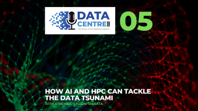 Photo of Episode 05: How AI and HPC can tackle the data tsunami