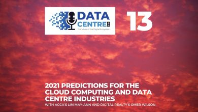 Photo of Episode 13: 2021 Predictions for the Cloud Computing and Data Centre Industries