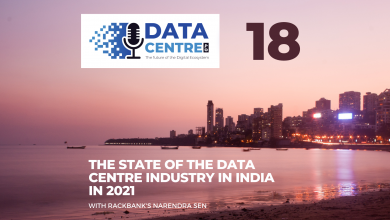 Photo of Episode 18: The state of the data centre industry in India in 2021